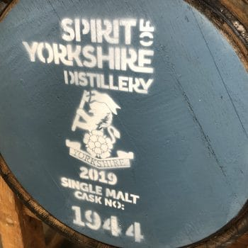 Cask 1944, Spirit of Yorkshire Distillery