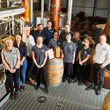 The Spirit of Yorkshire Distillery Team