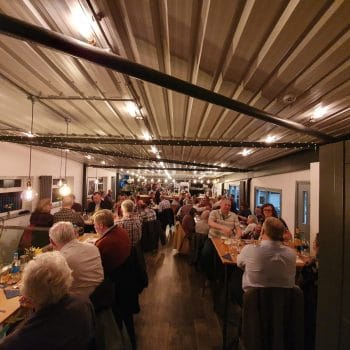 Full house for Burns Night 2020 at the Spirit of Yorkshire Distillery