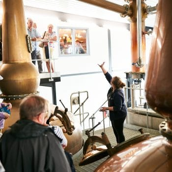 Chrissie takes a tour around the Spirit of Yorkshire Distillery