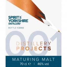 Spirit Of Yorkshire Maturing Malt